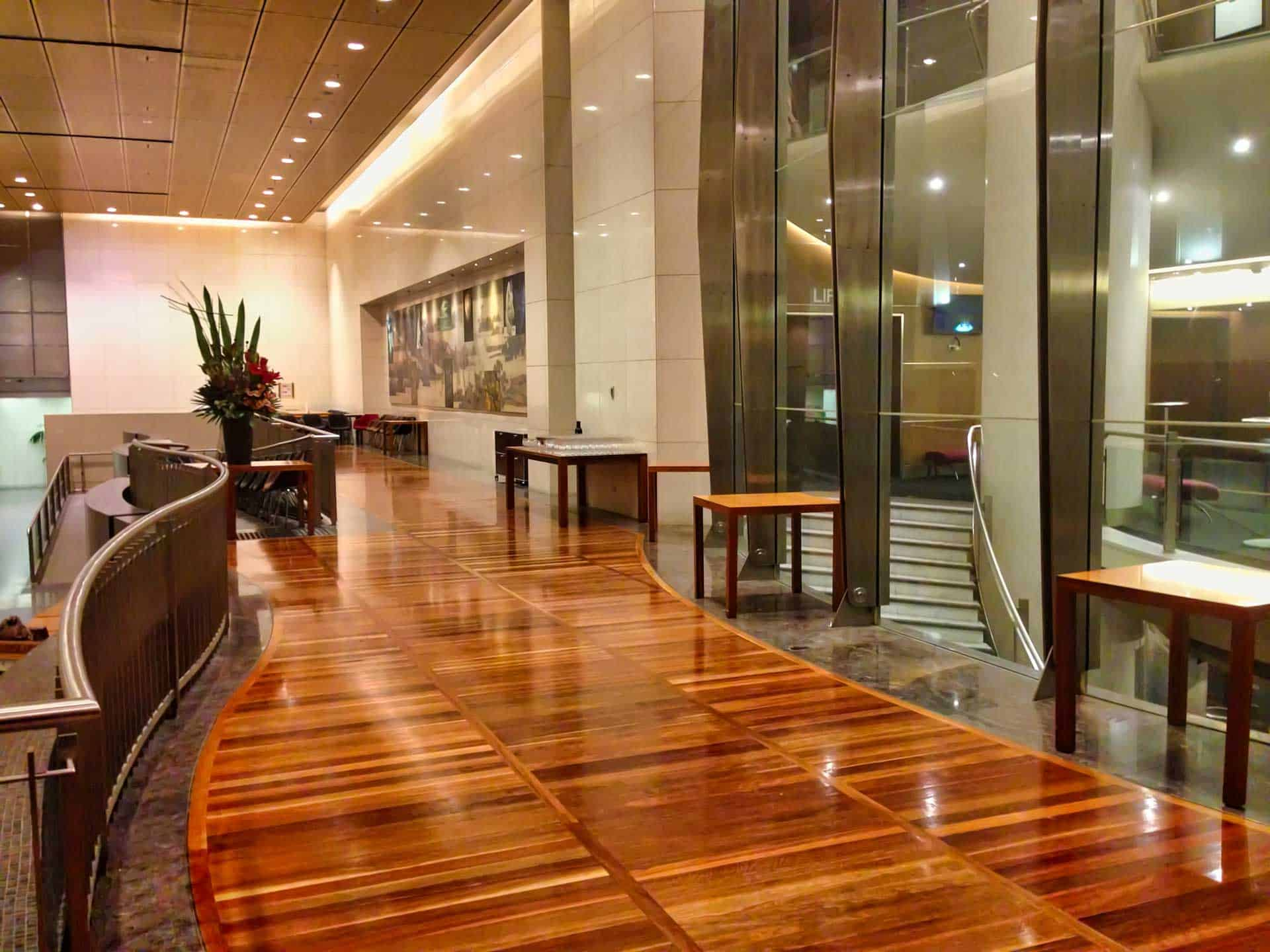 Large Sydney Venue for hire from Bar Cupola Cafe Restaurant Angel Place Sydney