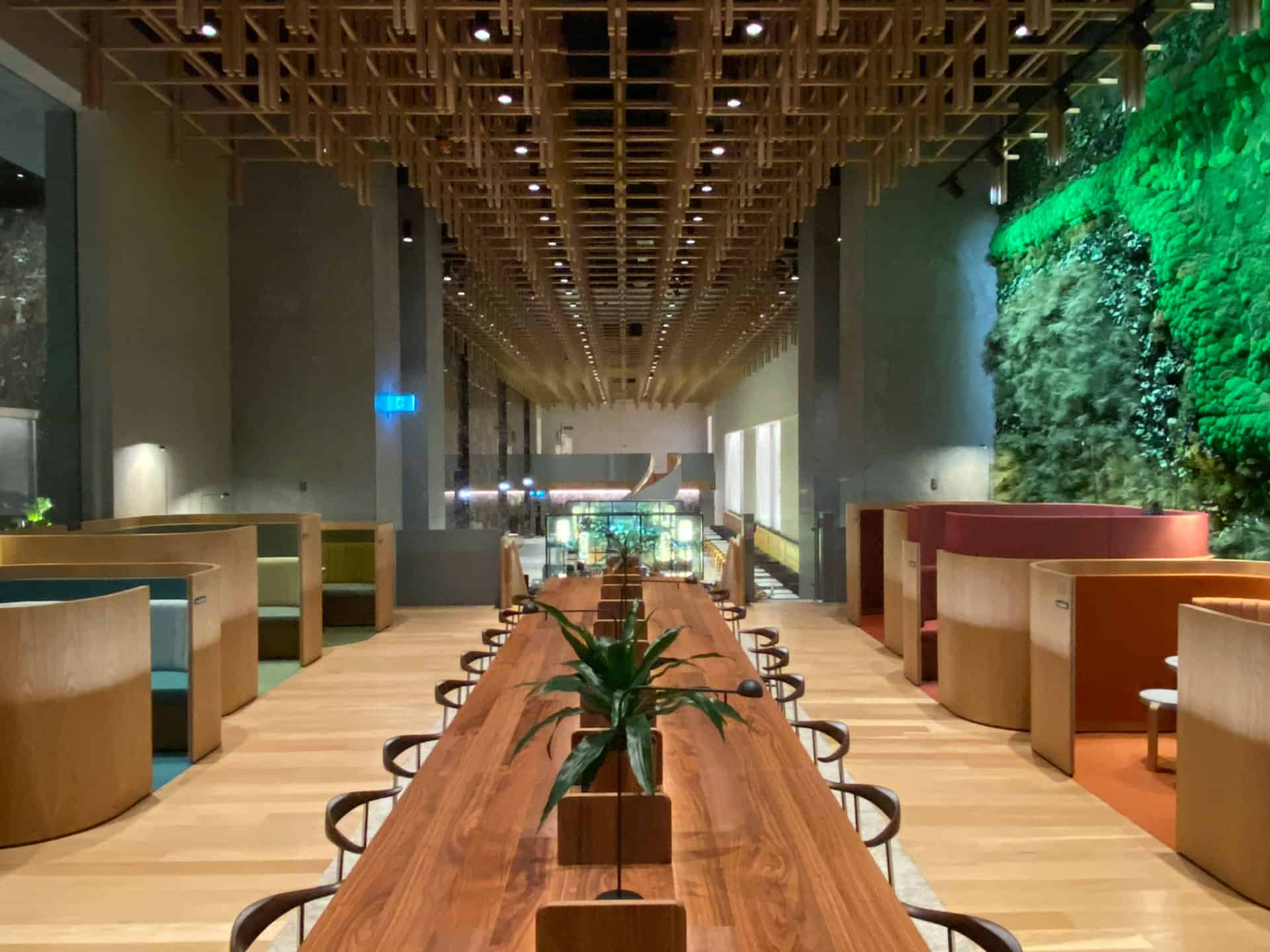 Captivating and spacious venue hire for corporate events at Bar Cupola Cafe Restaurant Angel Place Sydney